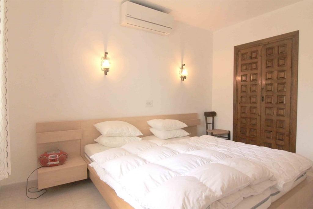 Schlafzimmer Chalet Jávea Angebotspreis - MORAGUESPONS Mediterrane Häuser