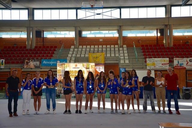 Gala del deporte- Entrega premios