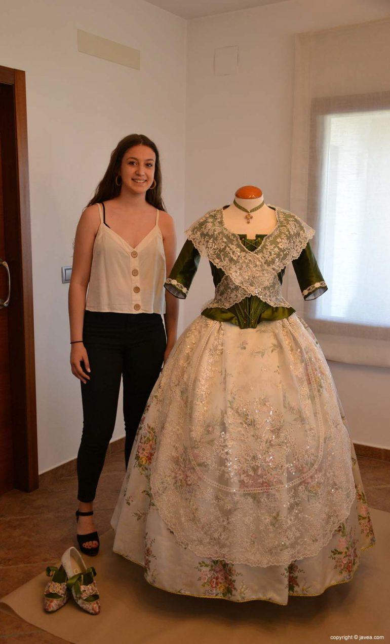 Inés Doménech-Reina Major Fogueres de Sant Joan 2019