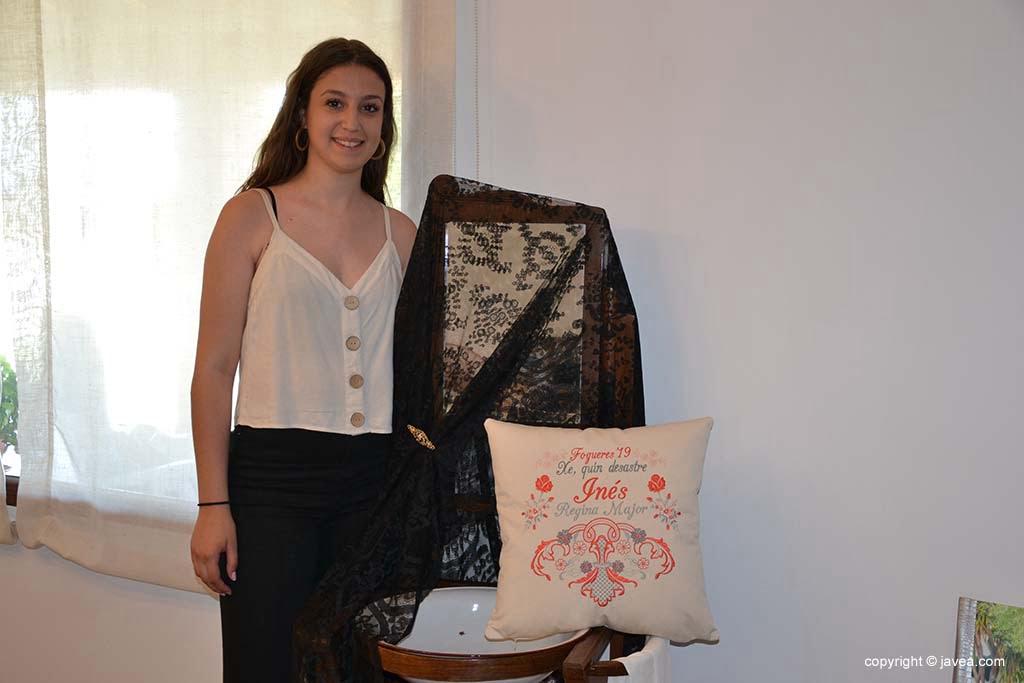Inés Doménech-Reina Maggiore Fogueres de Sant Joan 2019