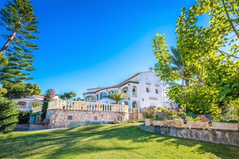 Jardín Chalet Exclusivo - Terramar Costa Blanca