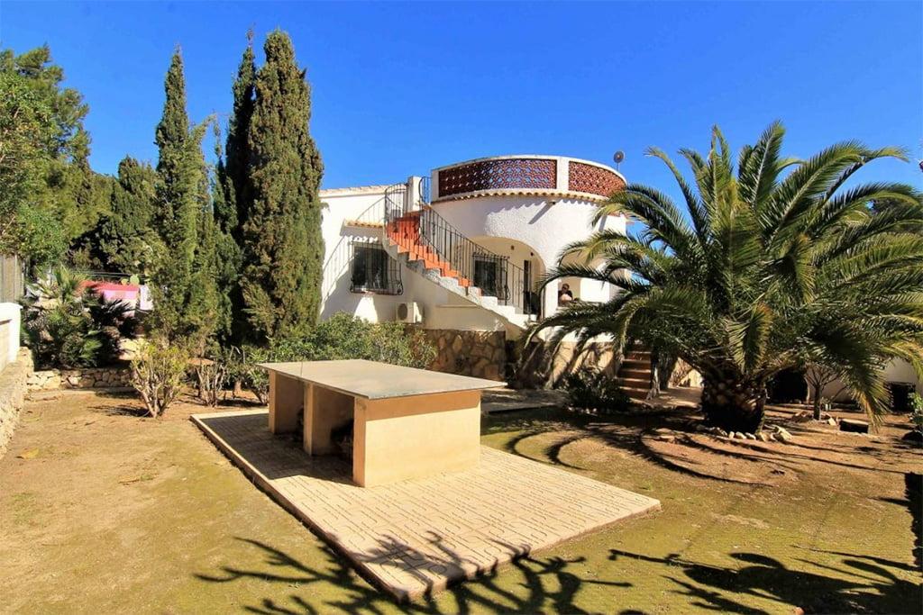 Garden Chalet Jávea Angebotspreis - MORAGUESPONS Mediterrane Häuser