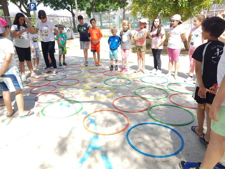 Jogos populares Trenc d'Alba-Port de Xàbia