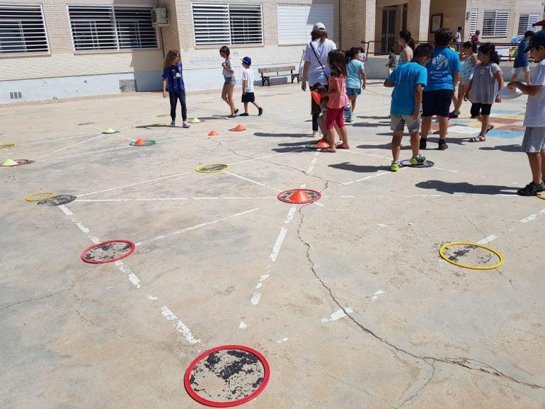 Juegos Trenc d'Alba-Port de Xàbia