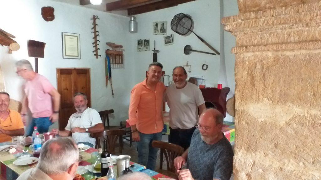 La Penya l'Escaldà cumple 40 años