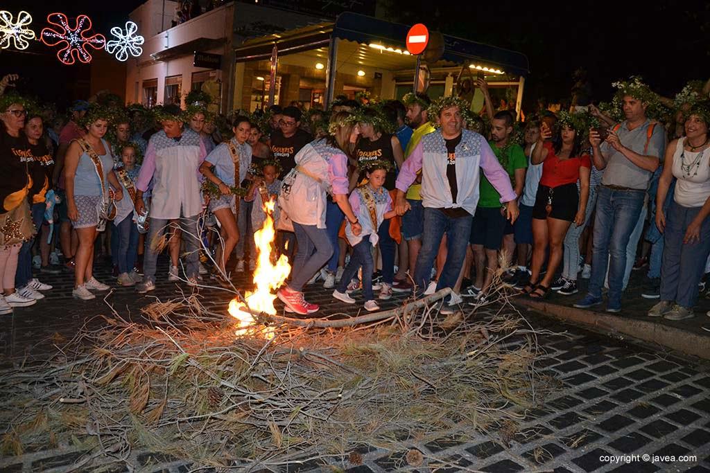 Nit de Focs- Fogueres Xàbia 2019