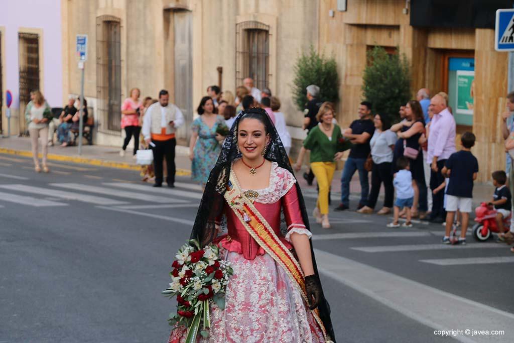 Ofrena de flors a Sant Joan-Fogueres 2019 (102)
