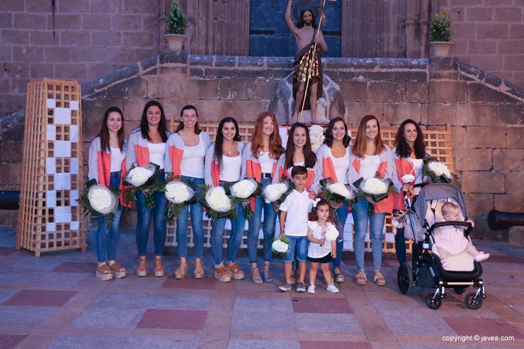 Ofrena de flors a Sant Joan-Fogueres 2019 (132)