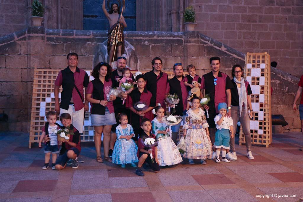 Ofrena de flors a Sant Joan-Fogueres 2019 (135)