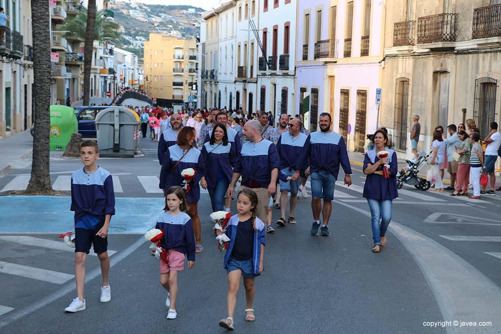 Ofrena de flors a Sant Joan-Fogueres 2019 (14)