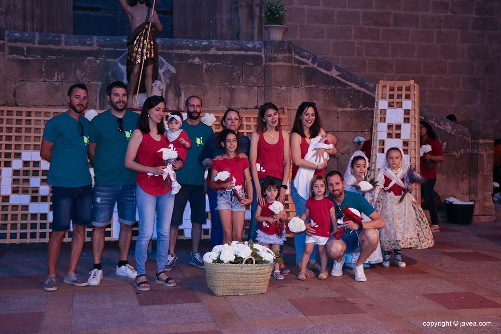 Ofrena de flors a Sant Joan-Fogueres 2019 (142)