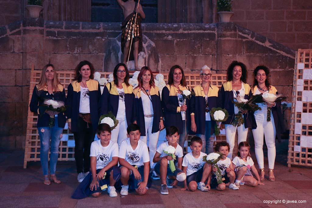 Ofrena de flors a Sant Joan-Fogueres 2019 (146)