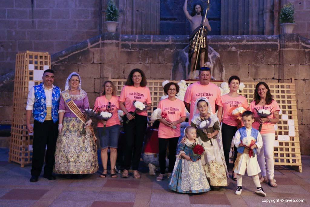 Ofrena de flors a Sant Joan-Fogueres 2019 (153)