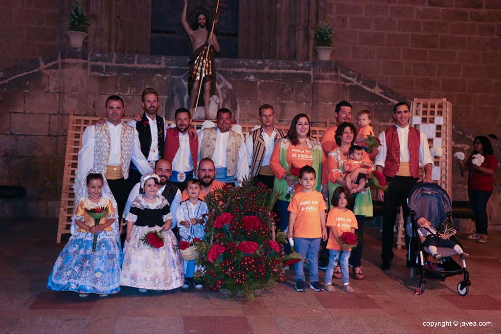 Ofrena de flors a Sant Joan-Fogueres 2019 (159)