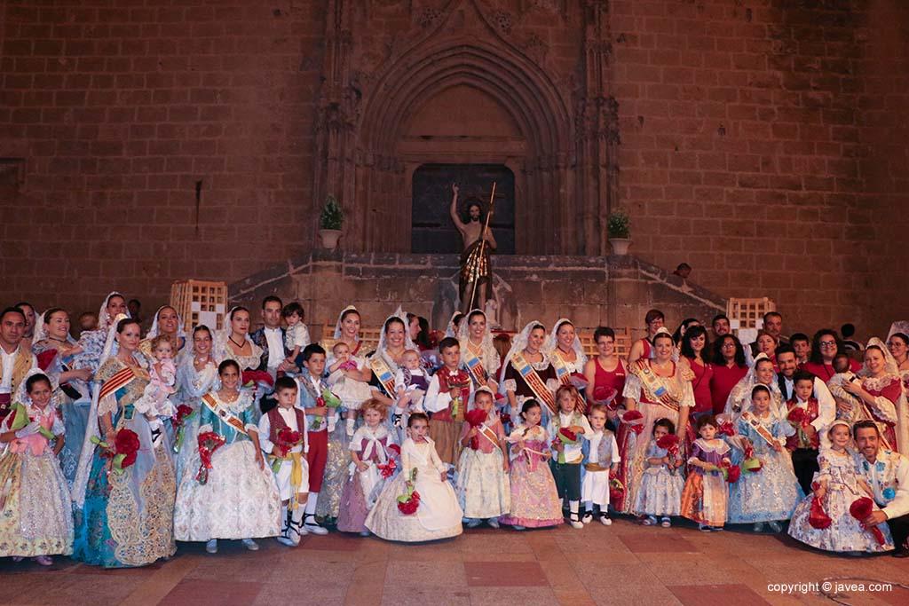 Ofrena de flors a Sant Joan-Fogueres 2019 (163)