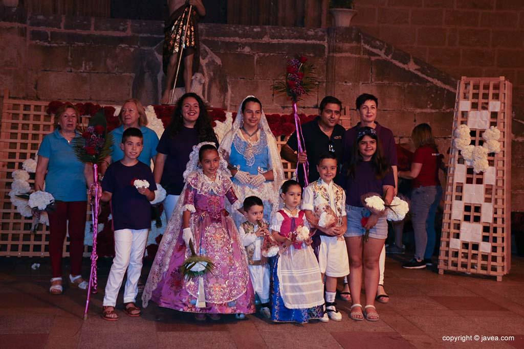 Ofrena de flors a Sant Joan-Fogueres 2019 (173)