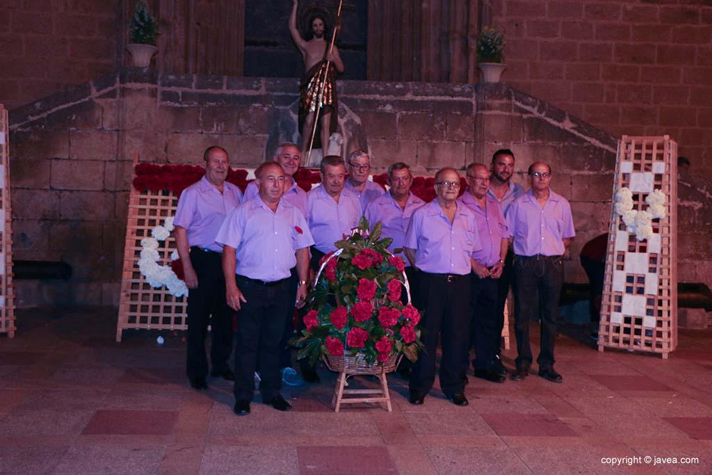 Ofrena de flors a Sant Joan-Fogueres 2019 (177)