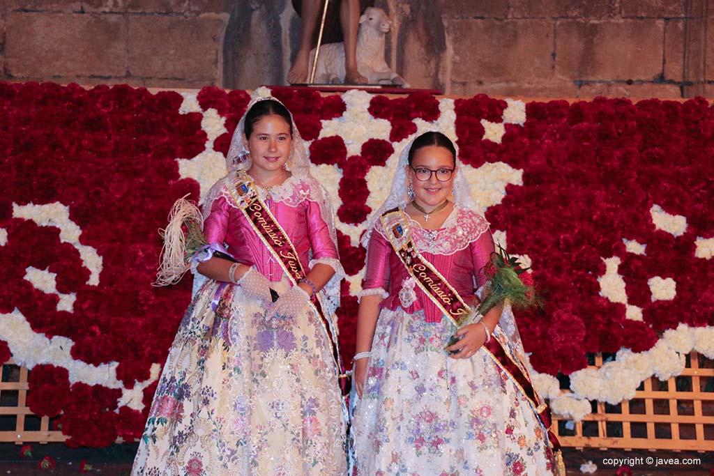 Ofrena de flors a Sant Joan-Fogueres 2019 (208)