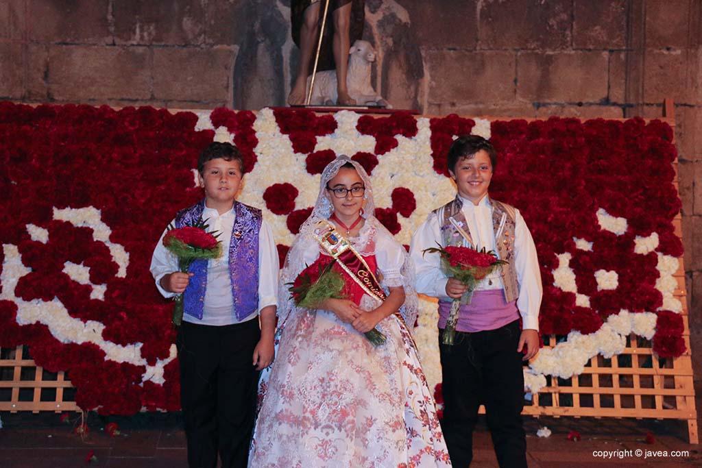 Ofrena de flors a Sant Joan-Fogueres 2019 (210)