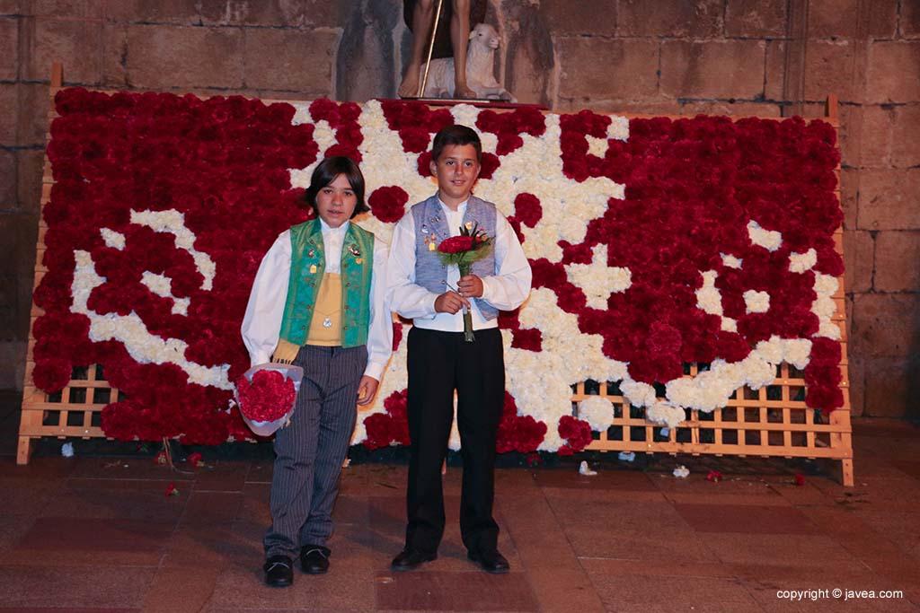 Ofrena de flors a Sant Joan-Fogueres 2019 (213)