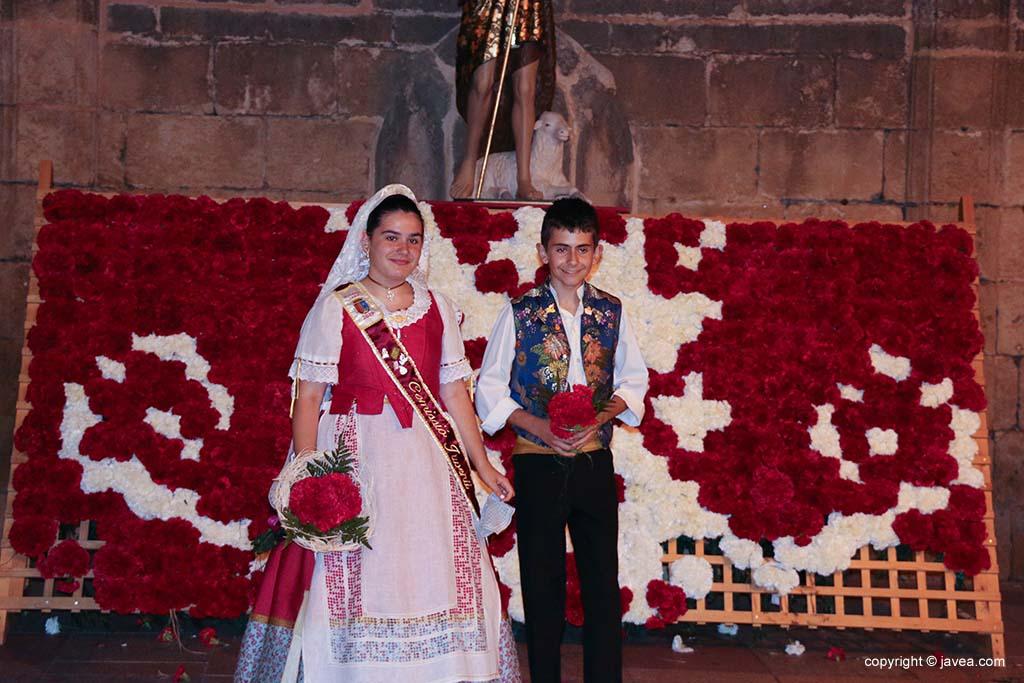 Ofrena de flors a Sant Joan-Fogueres 2019 (216)