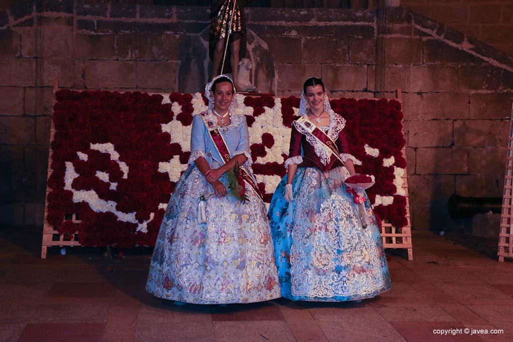 Ofrena de flors a Sant Joan-Fogueres 2019 (217)