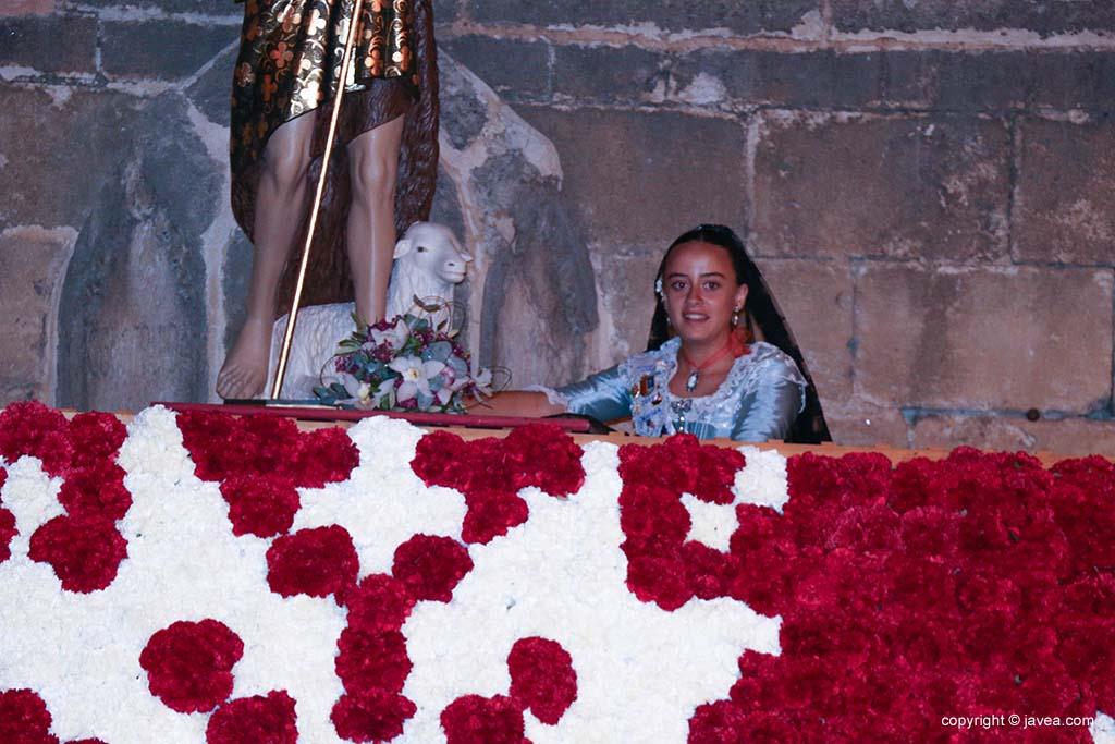 Ofrena de flors a Sant Joan-Fogueres 2019 (219)