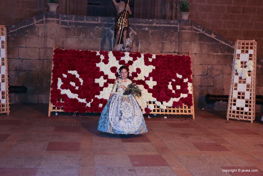 Ofrena de flors a Sant Joan-Fogueres 2019 (222)