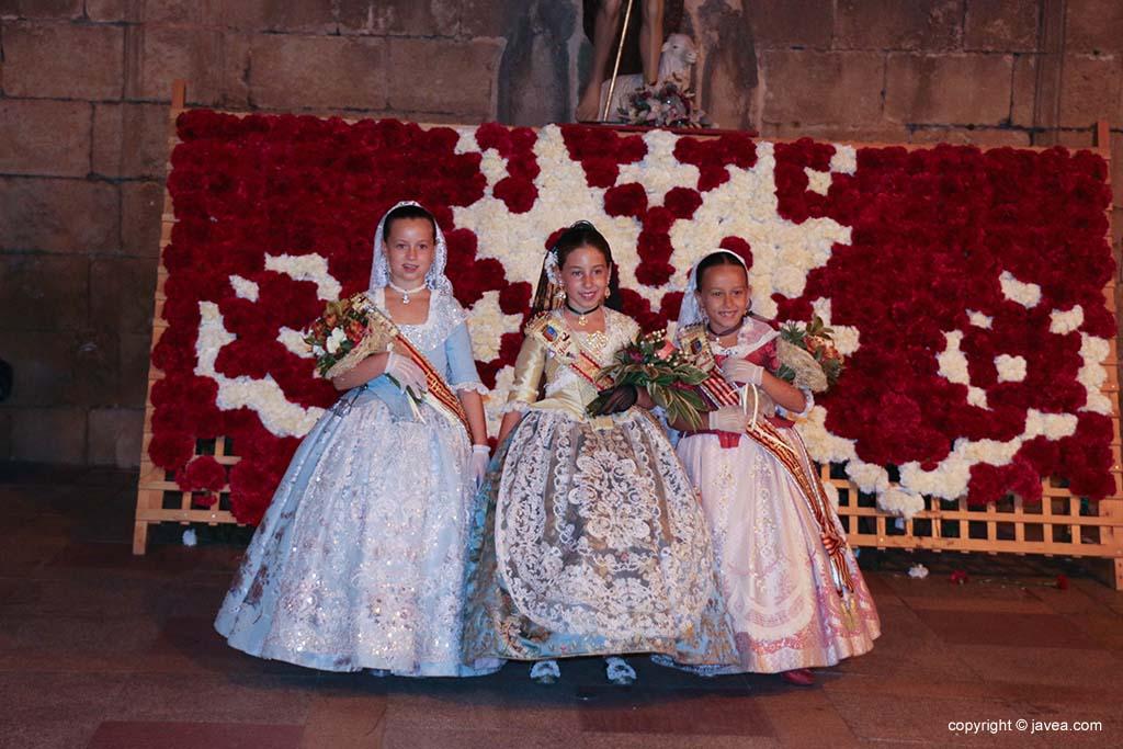 Ofrena de flors a Sant Joan-Fogueres 2019 (223)