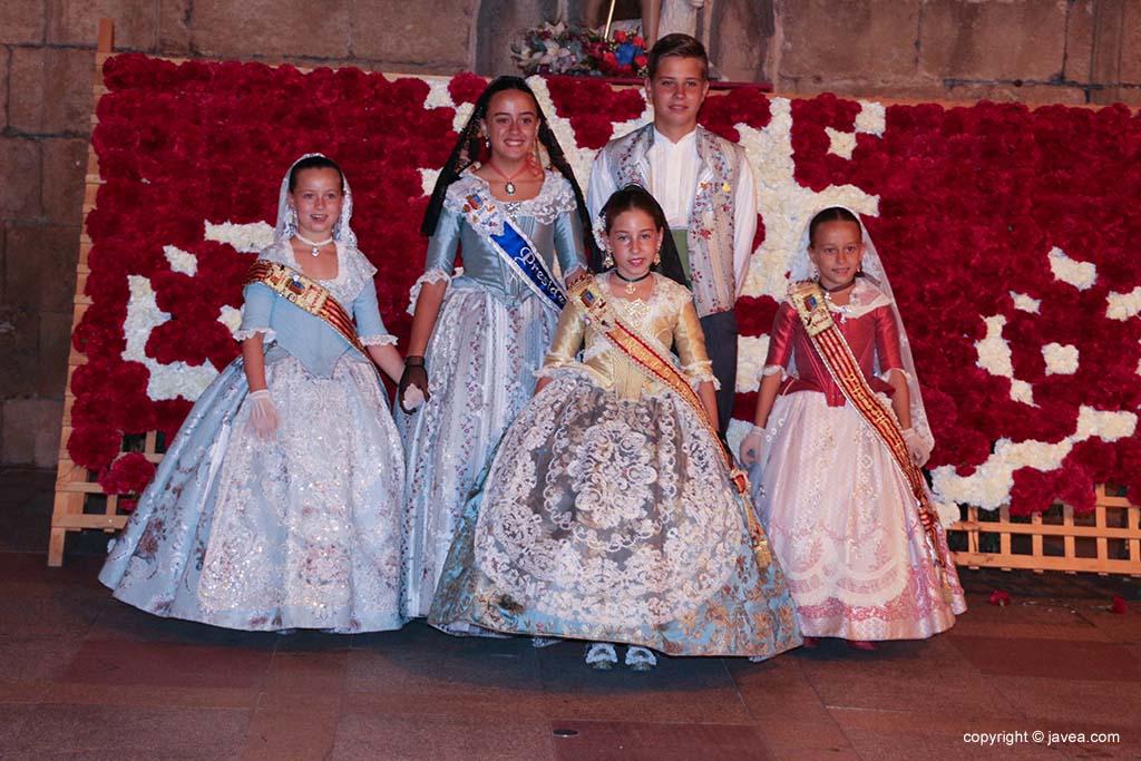 Ofrena de flors a Sant Joan-Fogueres 2019 (226)