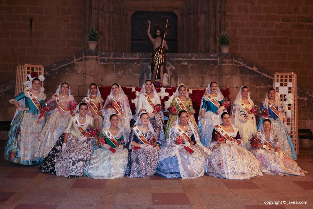 Ofrena de flors a Sant Joan-Fogueres 2019 (238)