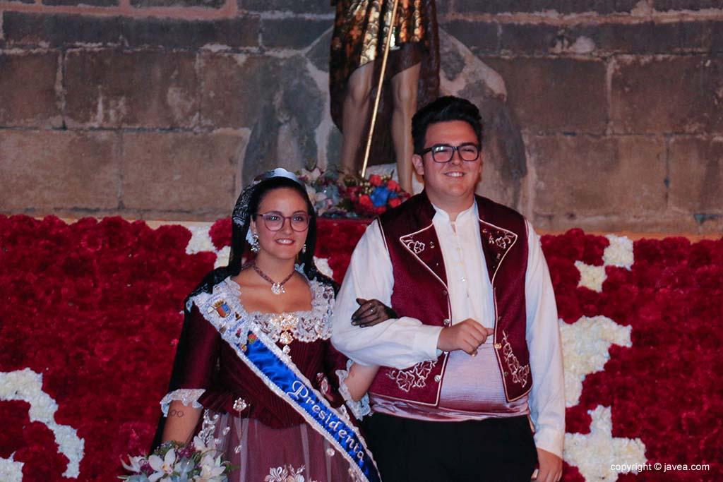 Ofrena de flors a Sant Joan-Fogueres 2019 (242)