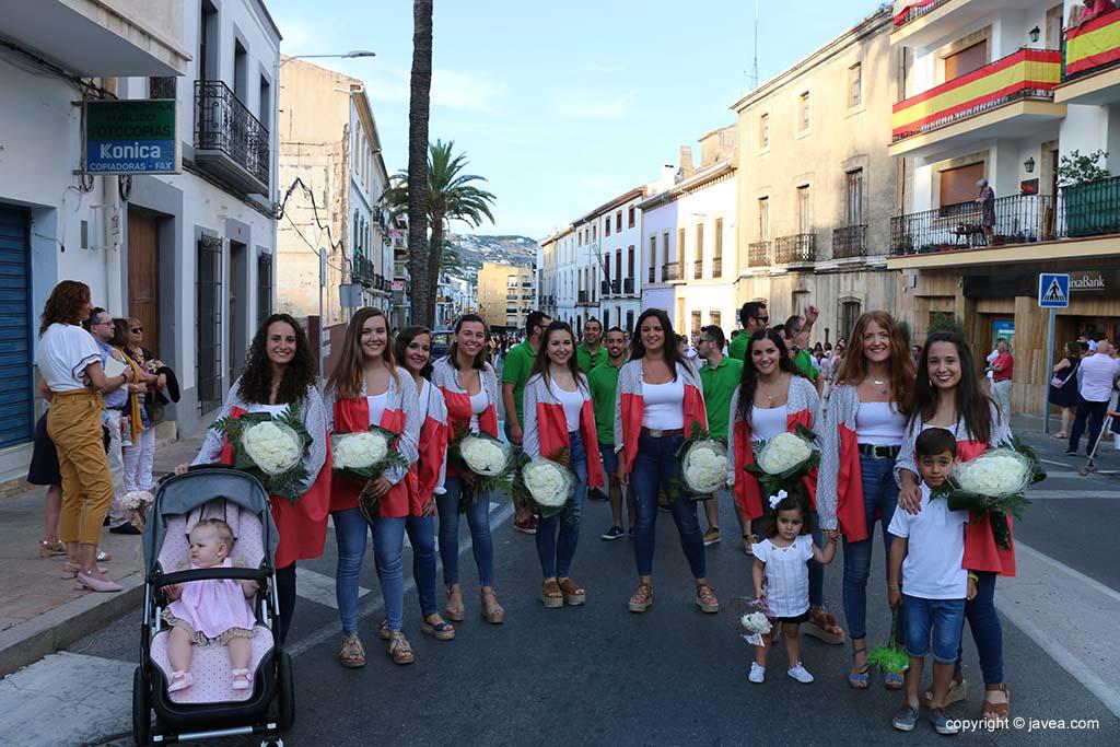 Ofrena de flors a Sant Joan-Fogueres 2019 (5)