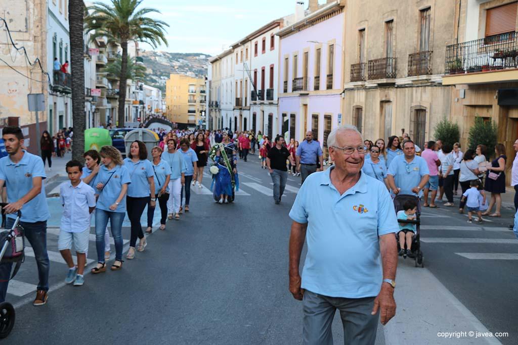 Ofrena de flors a Sant Joan-Fogueres 2019 (55)
