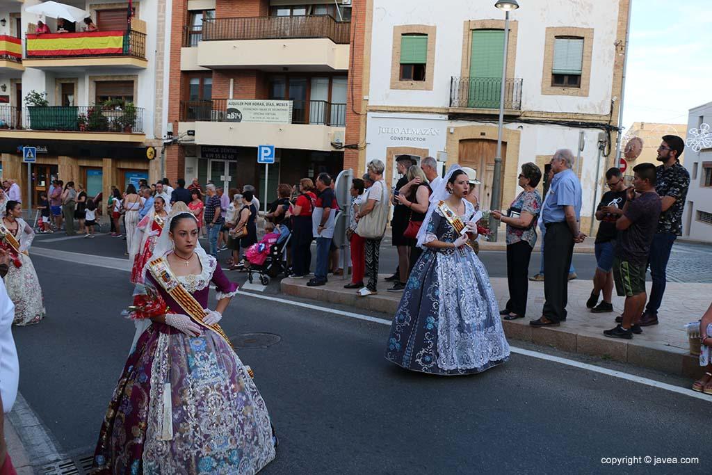 Ofrena de flors a Sant Joan-Fogueres 2019 (79)