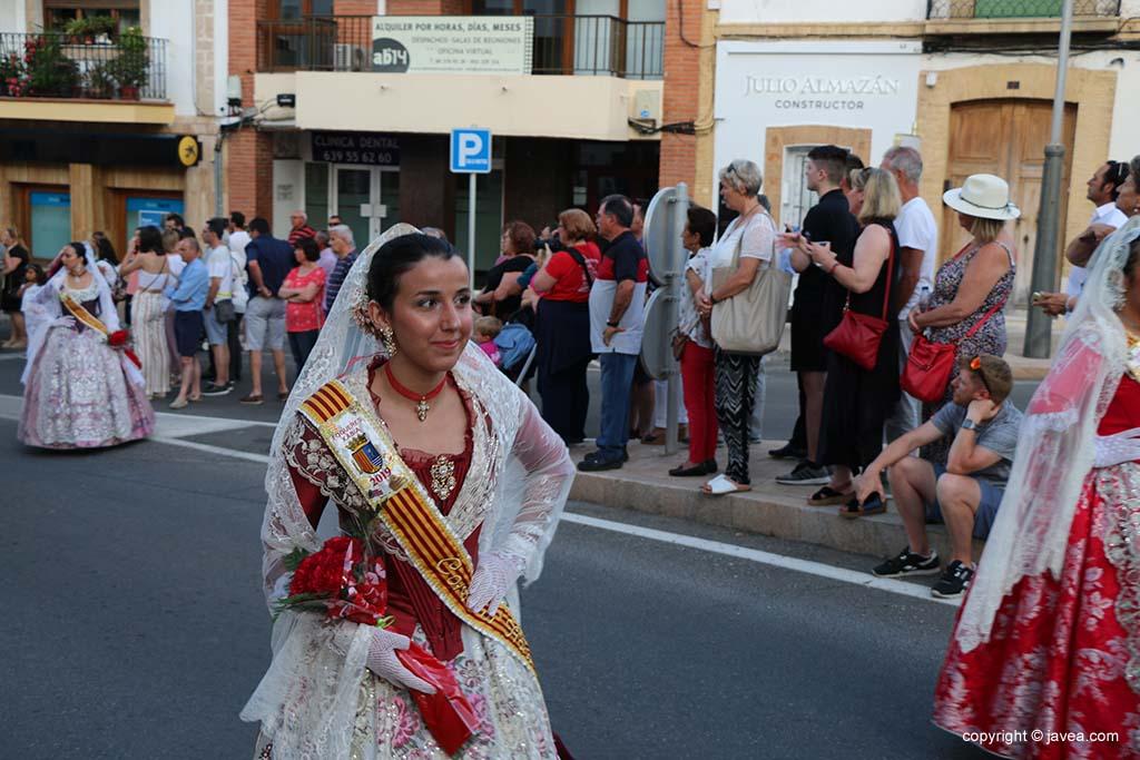 Ofrena de flors a Sant Joan-Fogueres 2019 (80)
