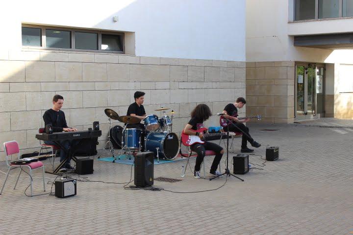 Grupo Orfeo de estudantes IES 1 Xabia