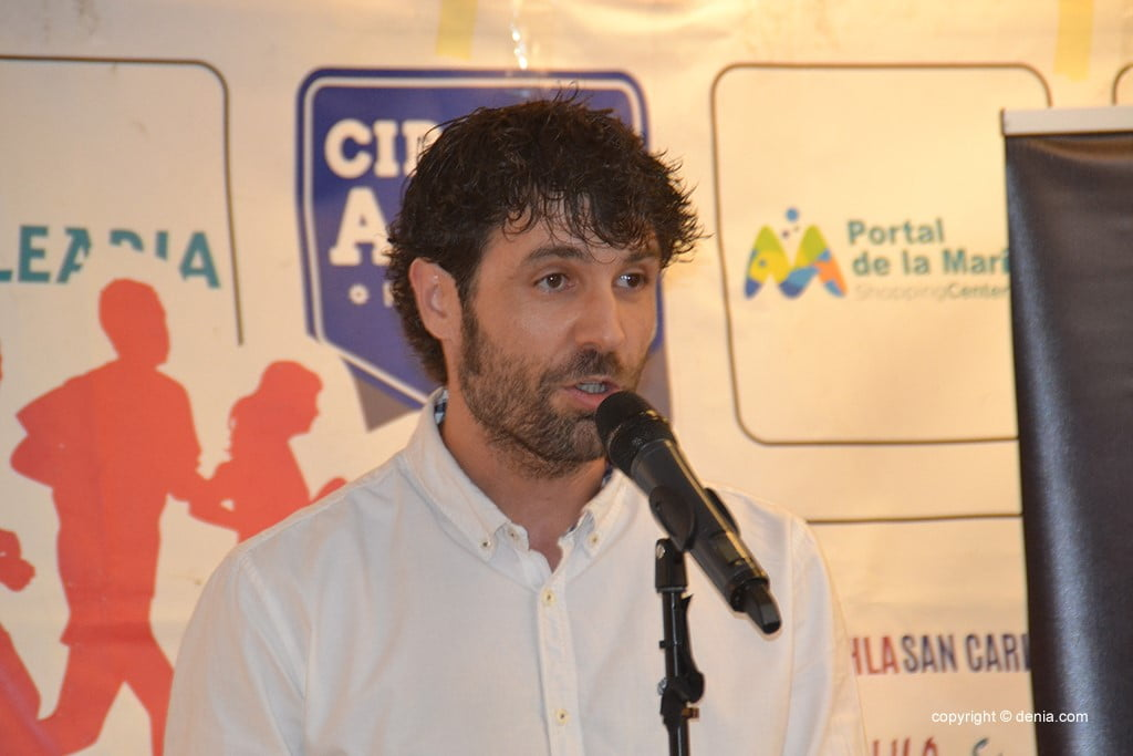 Pep Giner presidente do Circuito