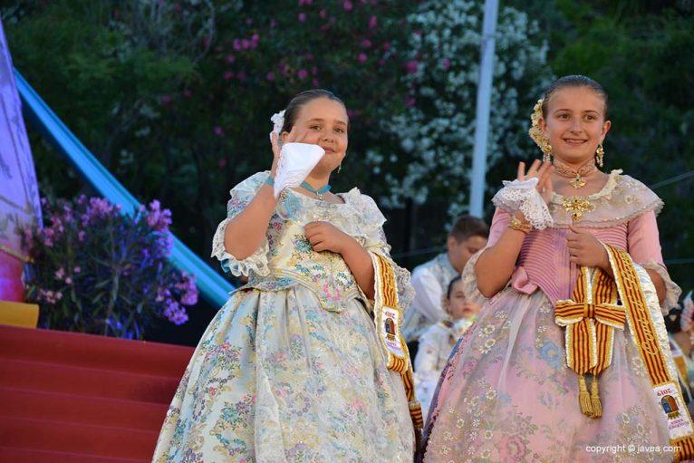 Прокламация Reina Infantil-Fogueres Xàbia 2019