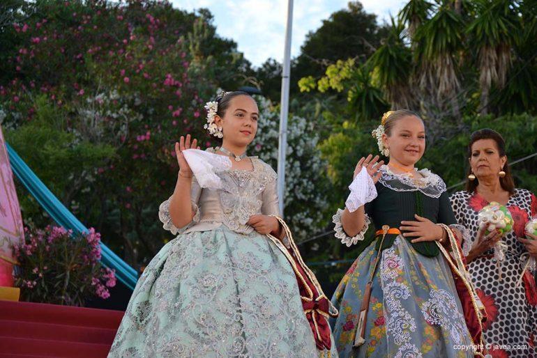 Proclamation Reina Infantil-Fogueres Xàbia 2019