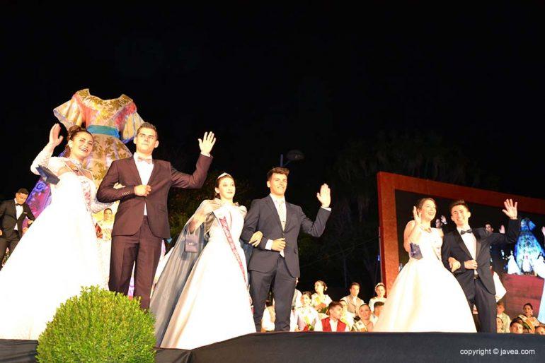 Proclamação Rainha Major Fogueres 2019