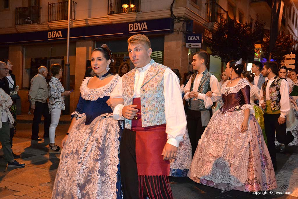 Proclamazione Queen Major Fogueres 2019