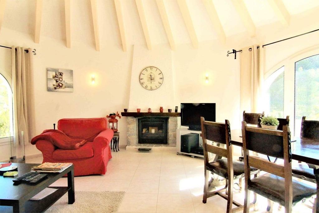 Chalet Jávea Zimmerpreisangebot - MORAGUESPONS Mediterrane Häuser