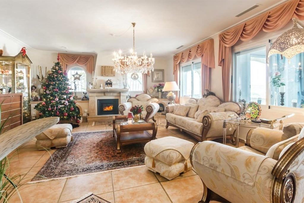 Salon de Lujo Chalet Exclusivo – Terramar Costa Blanca