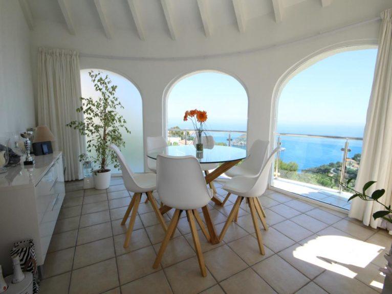 Terrassa A la Mediterrània Balcó A la Mar - Atina Immobiliària