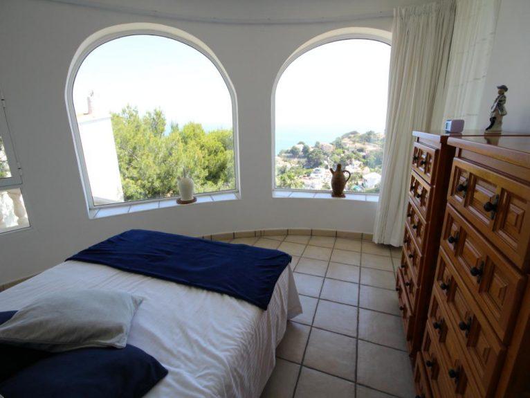 Villa Formes Rodones Balcó A la Mar - Atina Immobiliària