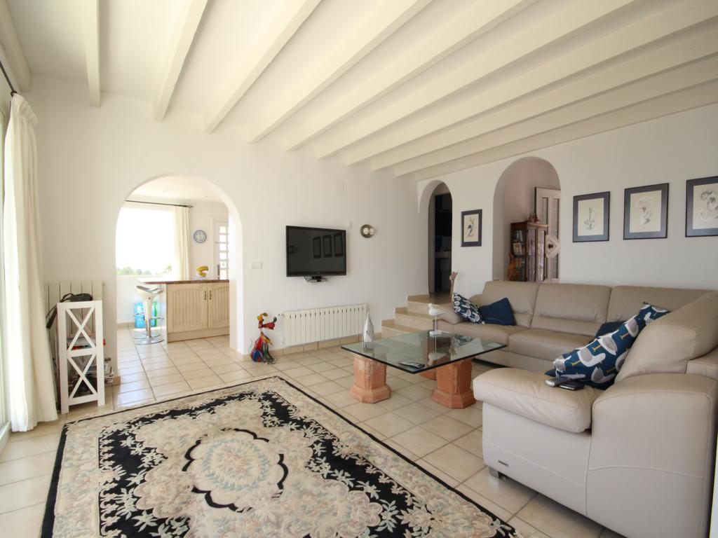 Villa Reformada Balcon Al Mar - Atina Immobiliària