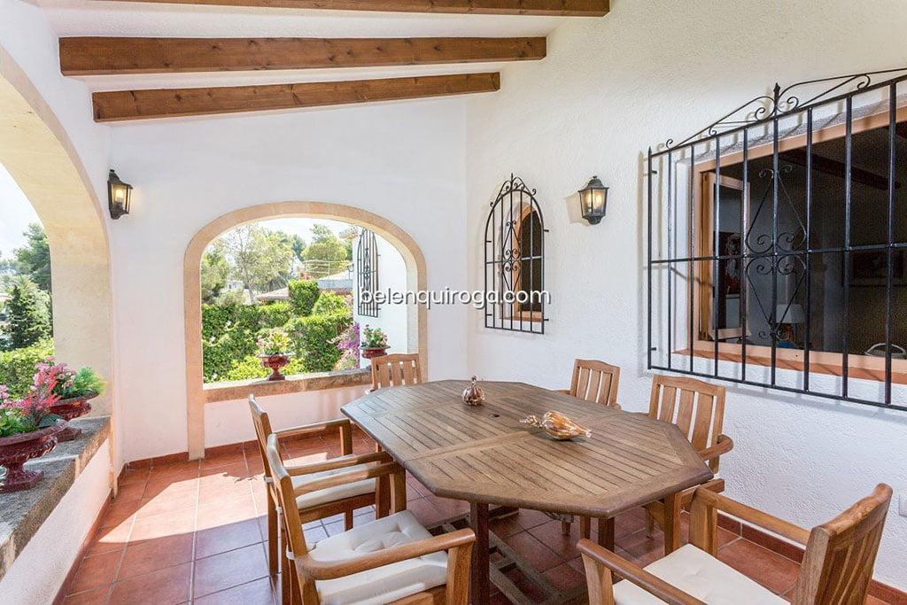 Comprar xalet barat a Xàbia - Immobiliària Betlem Quiroga