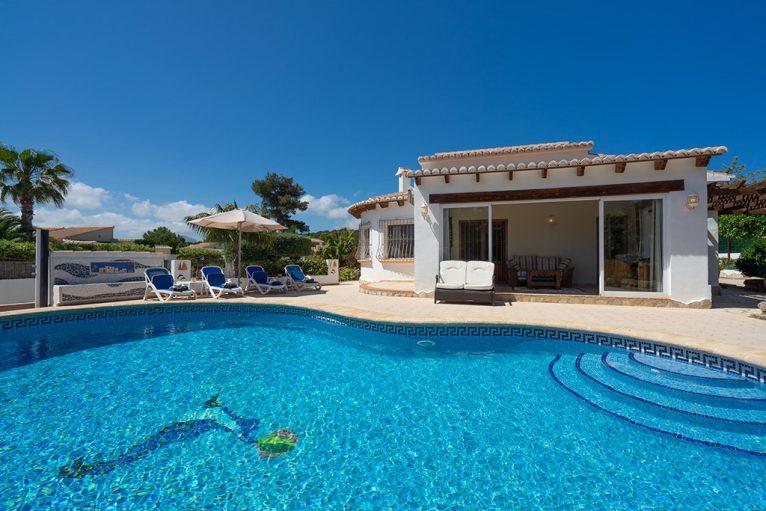 Casa de lloguer per a vacances familiars - Aguila Rent a Vila