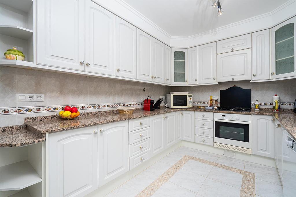 Casa de férias com cozinha equipada em Jávea - Aguila Rent a Villa